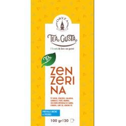 TeaGusta ZENZERINA - 100 gr.
