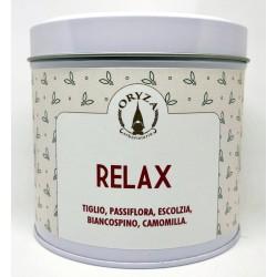 Tisana Relax in barattolo