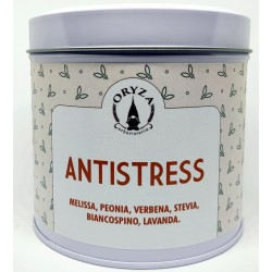 Tisana Antistress in Barattolo