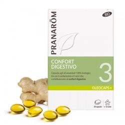 Oleocaps 3 - Comfort Digestivo