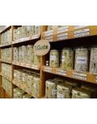 Erbe, tisane, piante officinali sfuse per i tuoi infusi